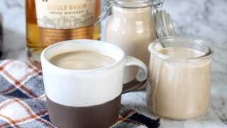 Homemade Bailey's