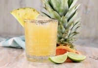 Pineapple Paloma Cocktail