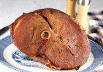 Balsamic Glazed Ham