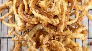 Easy Onion Strings
