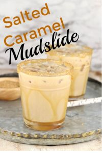 Salted Caramel Cocktail
