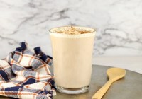 Baileys Chai Float Cocktail