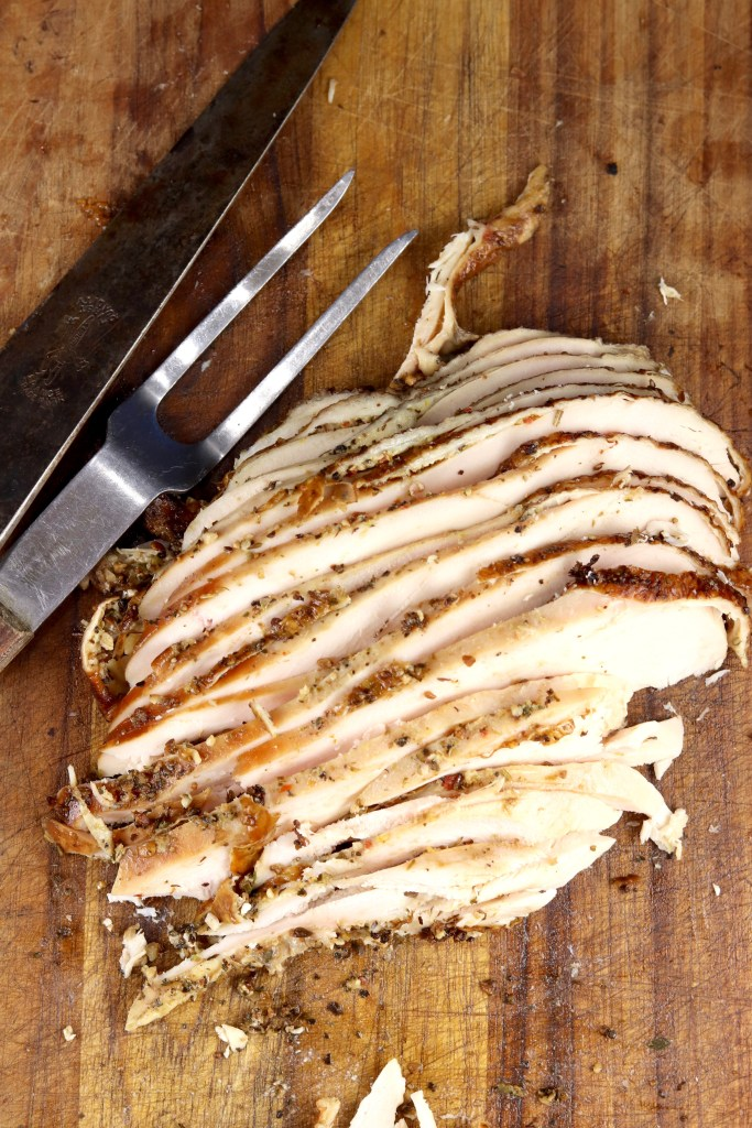 Smoked Chicken Breast sliced