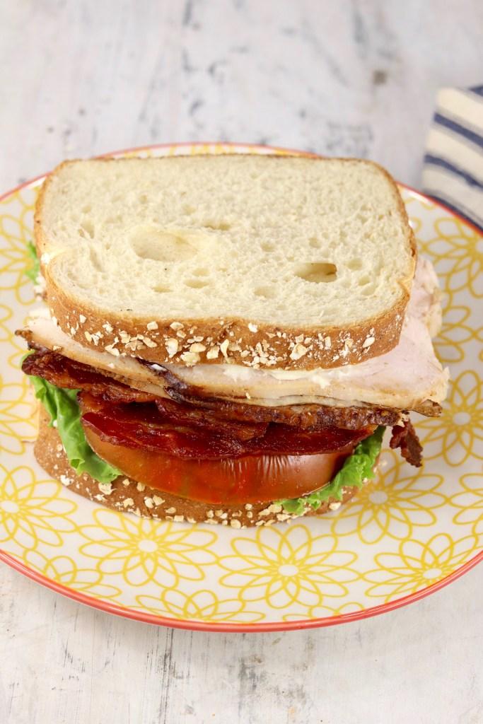 Turkey Club Sandwich Recipe