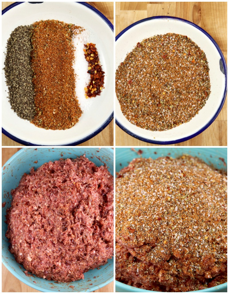 Blackened Seasoning for Boudin