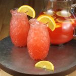 Vodka Party Punch 5 Ingredient Fruit Punch Miss In The Kitchen