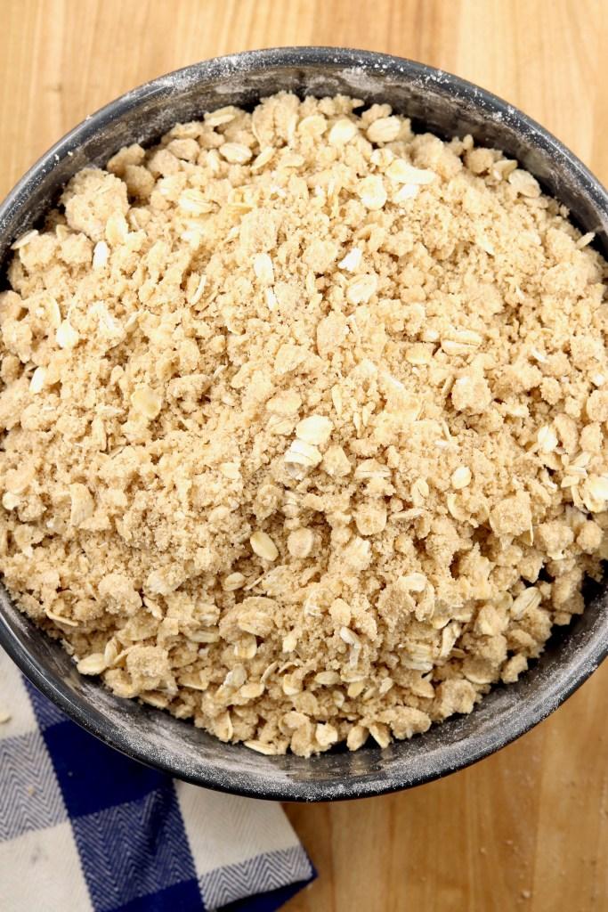 crumb topping for fruit crisp