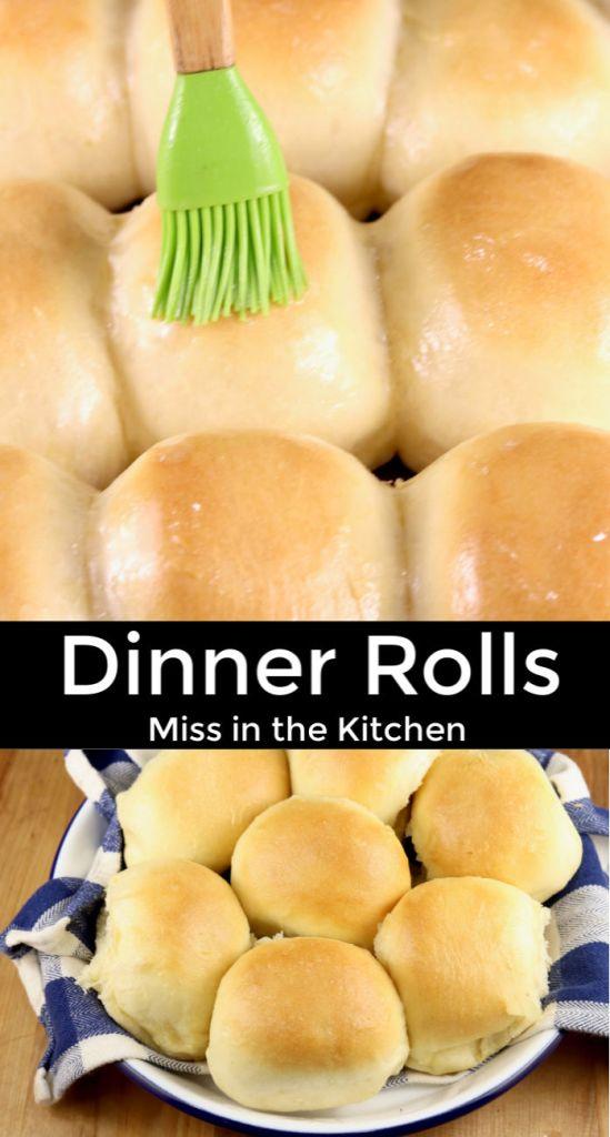 Yeast Rolls Soft Dinner Rolls Miss In The Kitchen