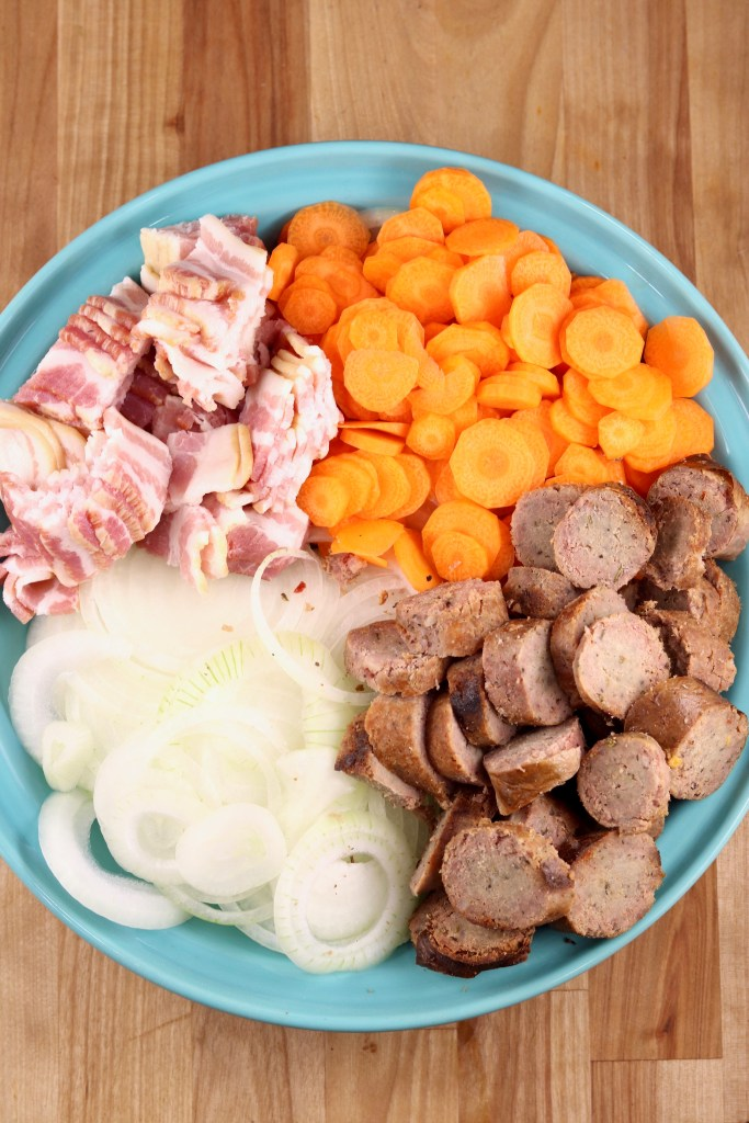 Prep for Coddle