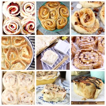 Best Sweet Roll Recipes