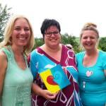 Kerstin Werner mit den 2 Ladies on AIR im Interview