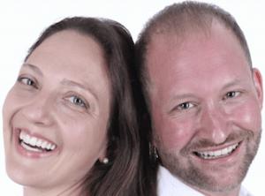 2Macha Magdalena und Andreas Hacklinger