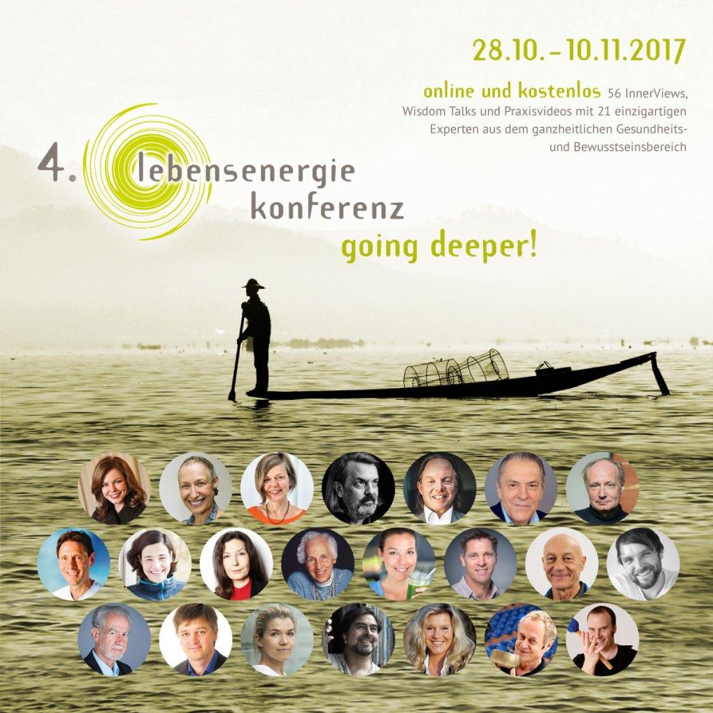 Lebensenergie Konferenz 2017