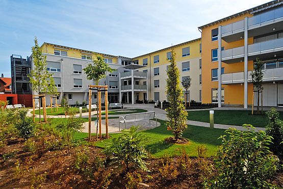 MISSION LEBEN  Haus Priska  Pflegeheim Darmstadt Dieburg