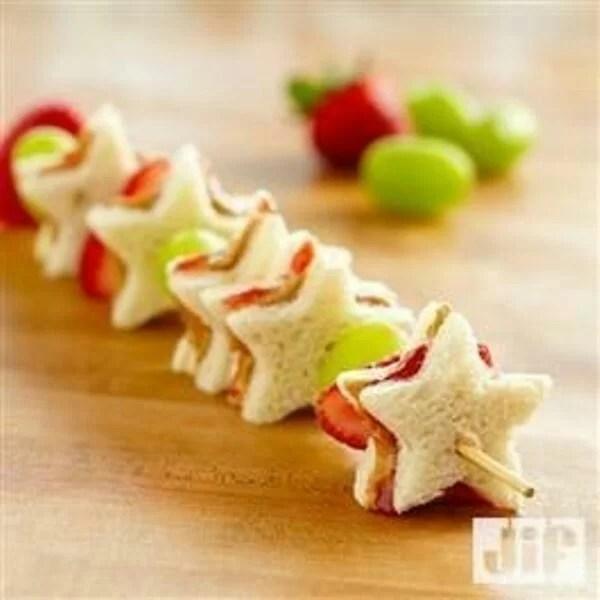 gesunde Snacks für Grundschule