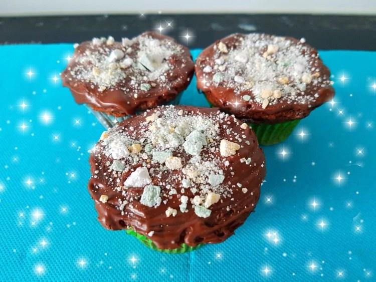 Muffins für Kindergeburtstag
