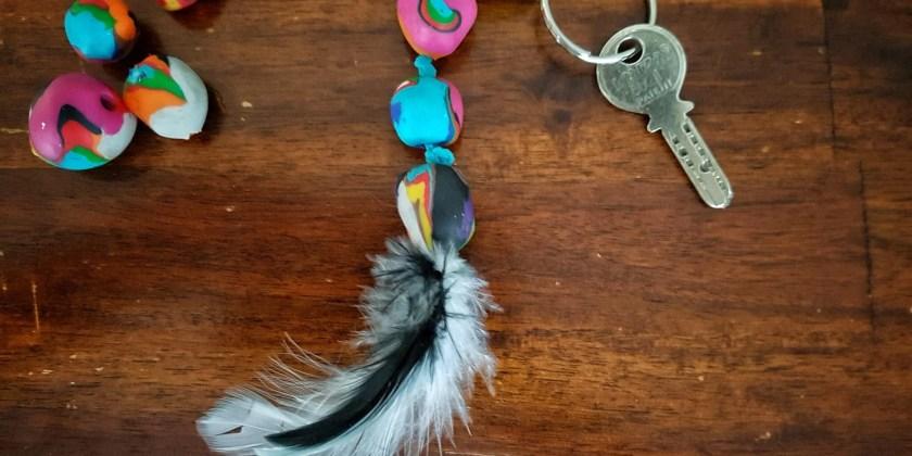 Schlüsselanhänger, DIY Schlüsselanhänger – ein tolles Geschenk basteln, Mission Mom, Mission Mom