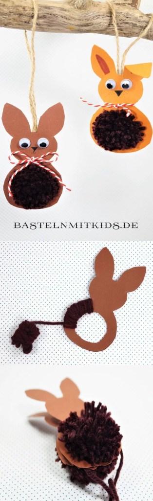 Basteln mit Kindern Ostern