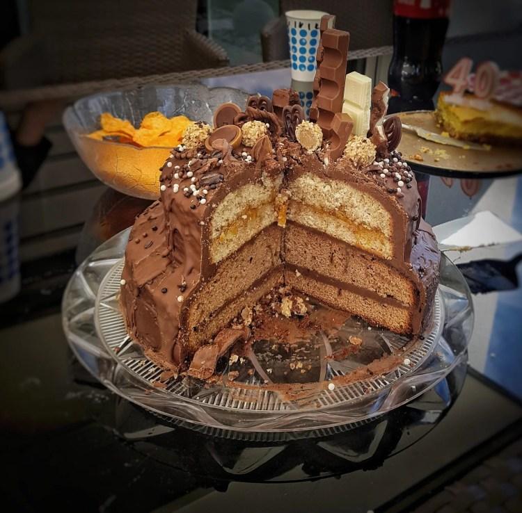 Schokoladenkuchen, Bester Schokoladenkuchen ever – ein einfaches Rezept für Jedermann, Mission Mom