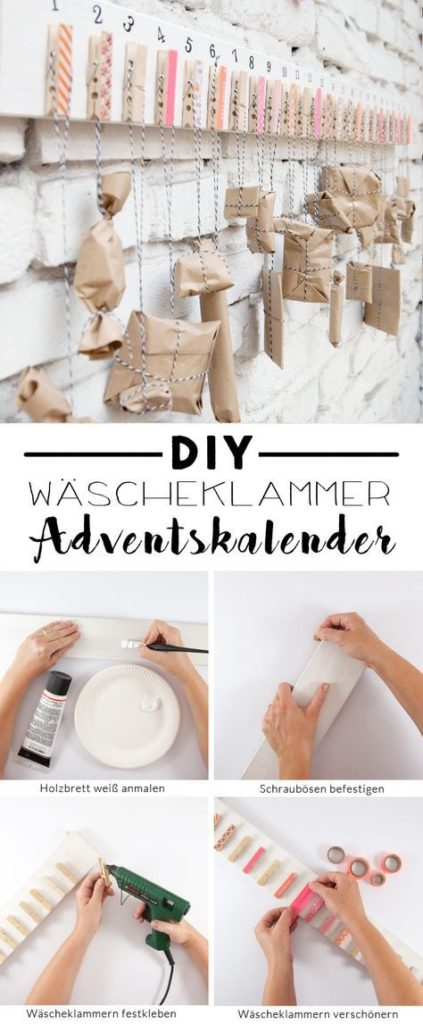DIY Adventskalender, Ein selbstgemachter Adventskalender für dein Kind  – so gehts!, Mission Mom