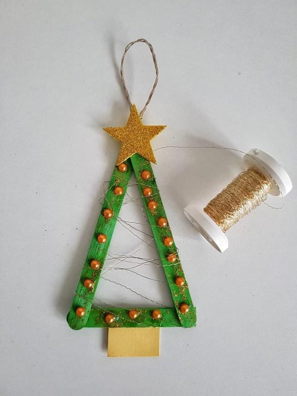 Kinder,Bastelideen kinder,Winter Kinder,Bastelideen Kleinkinder, Mit Kindern basteln für Weihnachten-einfacher Baumschmuck, Mission Mom