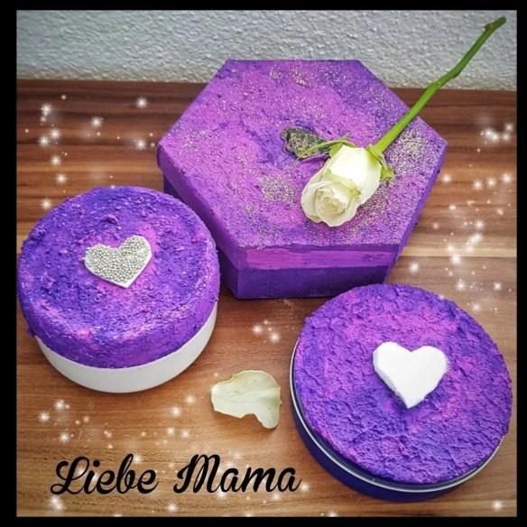Muttertagsgeschenk basteln mit Kindern und Kleinkindern, Mission Mom