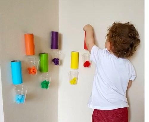Spiele für 2 und 3 Jährige