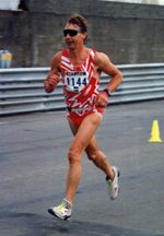 Barry Patterson - Triathlon