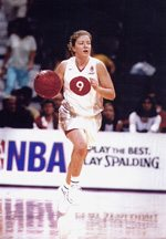 Teresa Kleindienst - Basketball