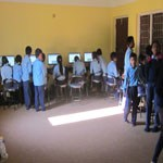 Nepal Mission Comminity-school-children-learning-computors EDUCATIONAL TOURISM