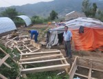 Nepal Mission Rajendra-Nhisutu-and-HIMET-TEAM-are-with-ten-making EMERGENCY EARTHQUAKE RELIEF EFFORT