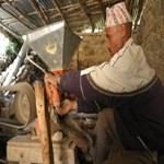 Nepal Mission Water-Driven-Mill-in-Nepal AGRO TOURISM IN NEPAL