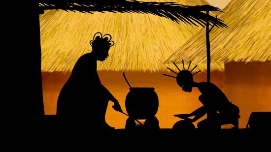 Favola dal Mali per Pasqua