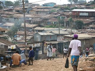 Baraccopoli Nairobi