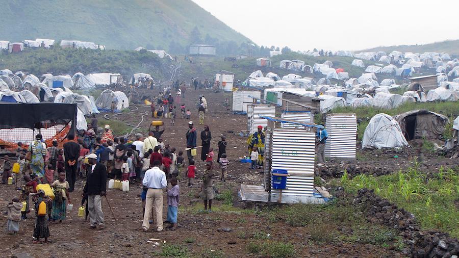 RD Congo: il coraggio degli sfollati