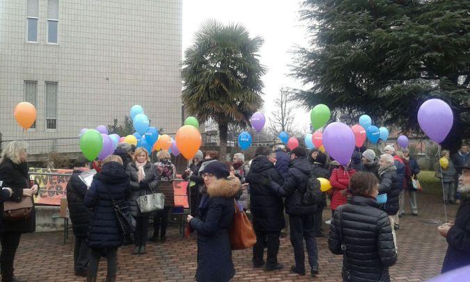 Marcia della Pace a Treviglio