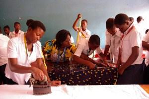 Aiutiamo le giovani del Kivu a uscire dall'inferno