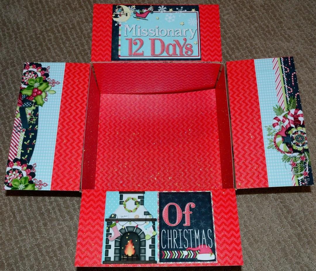 Christmas Kit - 12 Days of Christmas - Missionary Box Moms