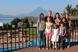 Martiny Family missionaries in guatemala