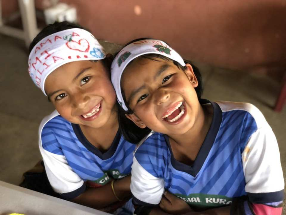 Serving Children In Their Communities in Guatemala