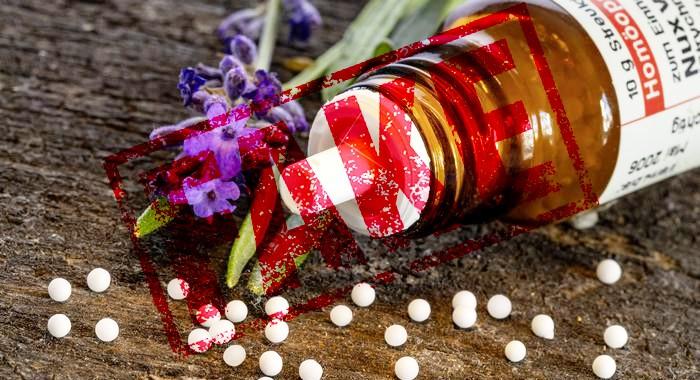 L'omeopatia è (al massimo) un placebo