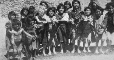 Hopi: gli Indiani d'America albini
