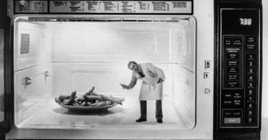 Il forno a microonde, microstoria e microrischi