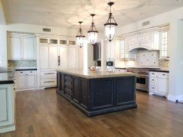 Beautiful Engineered Walnut Floor in Kitchen   Mission ...