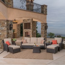 Canyon Park 7pc Deep Seating Collection Mission Hills