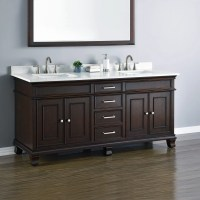 "Camden 72"" Double Sink Vanity 
