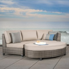 Deep Sofa Daybed Chenille Reclining Sectional Nautilus 6pc Seating Mission Hills Furniture