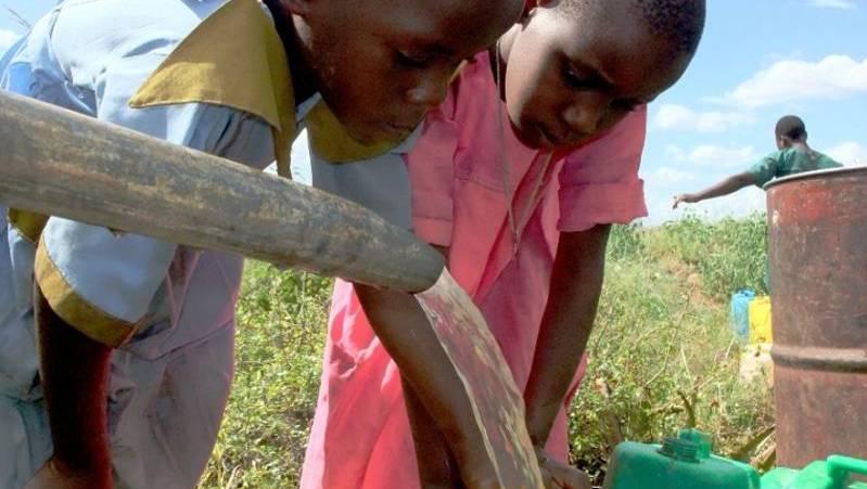"""Progetto """"Perforazione pozzo e costruzione di un conservone d'acqua"""" [BUF1]"""