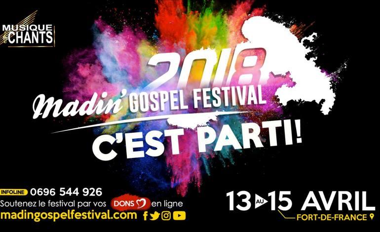 Madin Gospel Festival 2018
