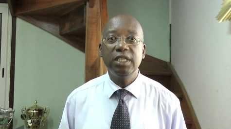Raymond Occolier, maire de la commune du Vauclin en Martinique, et prédicateur évangéliste itinérant